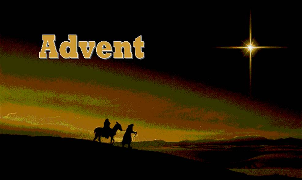 Advent The Church Year Begins